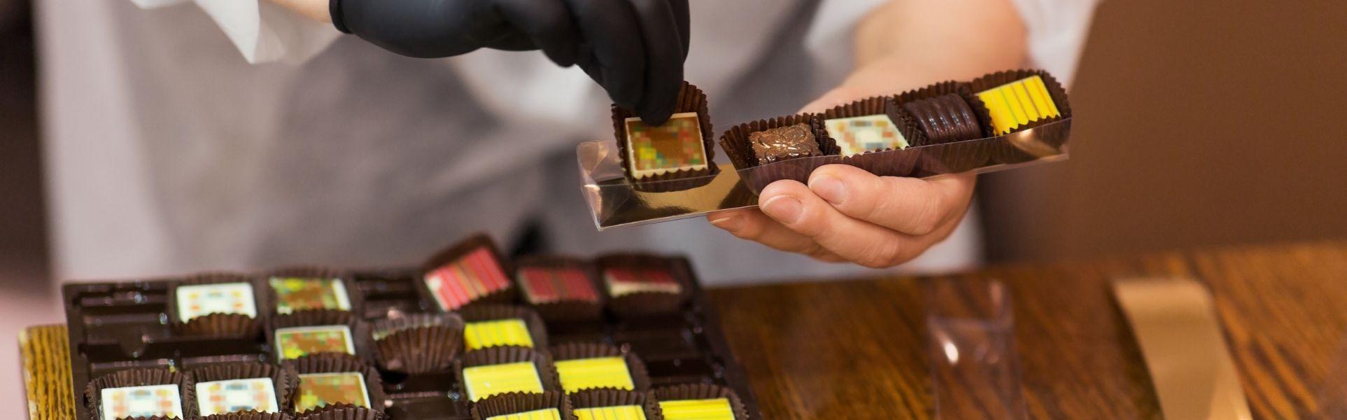 chocolats et confiseries export